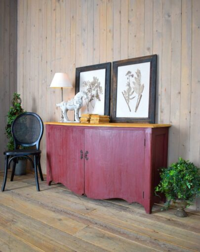 Credenza VERSAILLES RED – TAGS | 46.1195